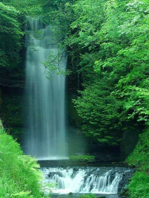 ireland_waterfall_640